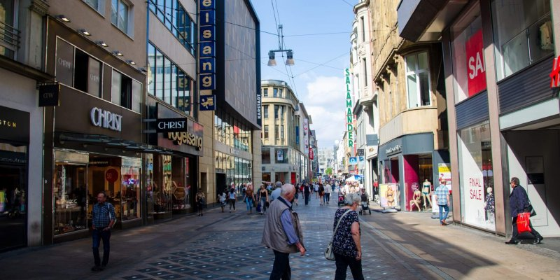 Innenstadt Dortmund